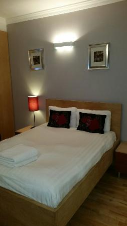 Inverness Terrace Serviced Apartments: studio