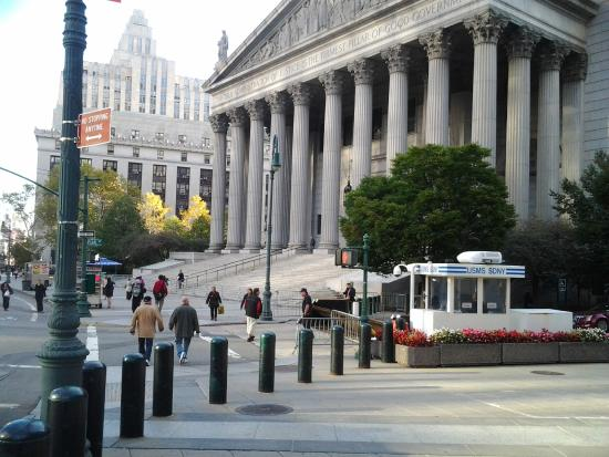 New York City Supreme Court