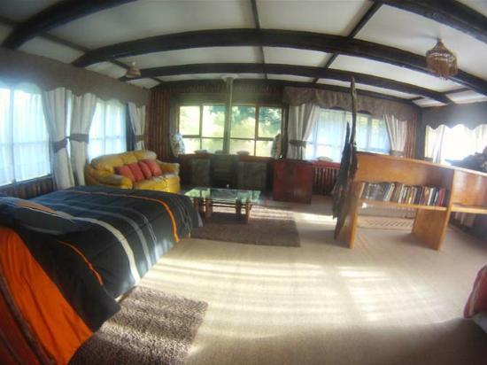 Termas Rio Amarillo Lodge: suite 42 m2 vista a rio vuelta y vuelta