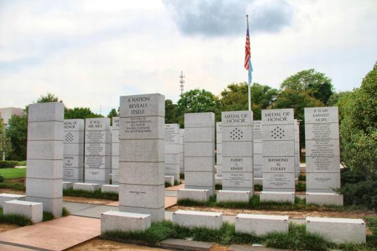 ‪East Tennessee Veterans Memorial‬
