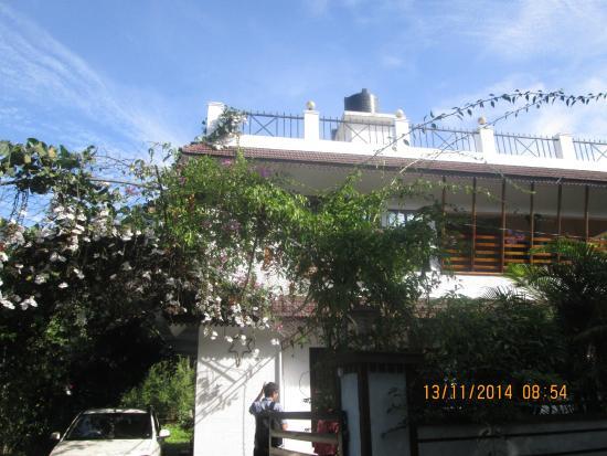 Edamala Homestay : view of the homestay