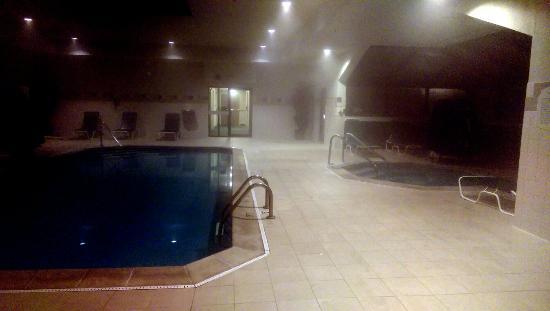 Courtyard Denver Stapleton: Pool area