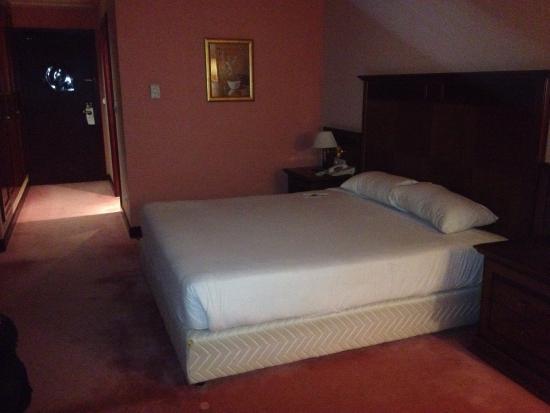 Laico Ouaga 2000 Hotel: Bed area