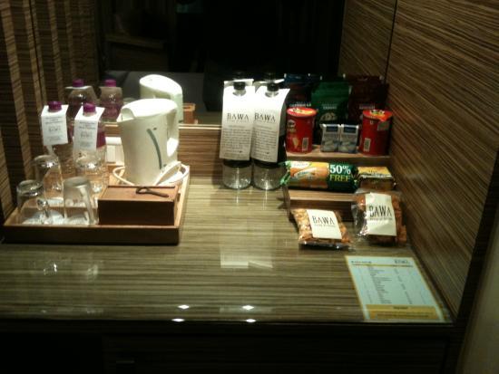 Hotel Bawa Suites : Room