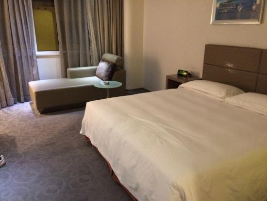 Pareview OCT Hotel Shenzhen: Standard King Size bed room