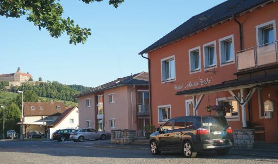 """Hotel """"An der Eiche"""""""