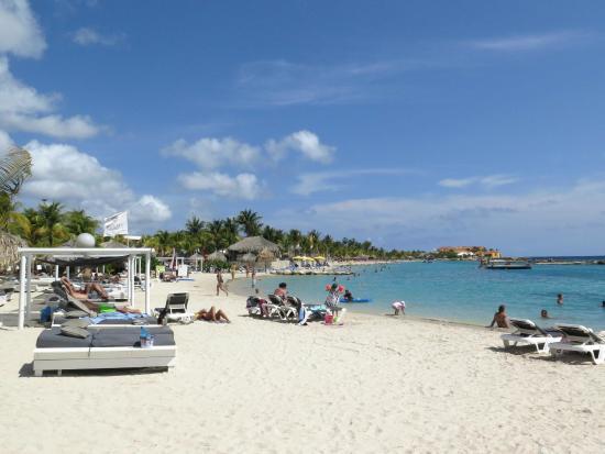 Cabana Beach Curacao