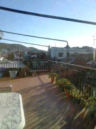 Hospedaje Kati: terrasse