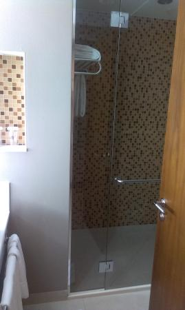 Crowne Plaza Riyadh Minhal : Bathroom