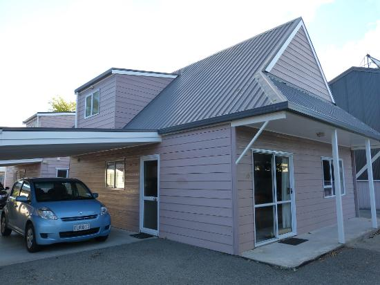 Turangi Leisure Lodge: 2 bed rooms
