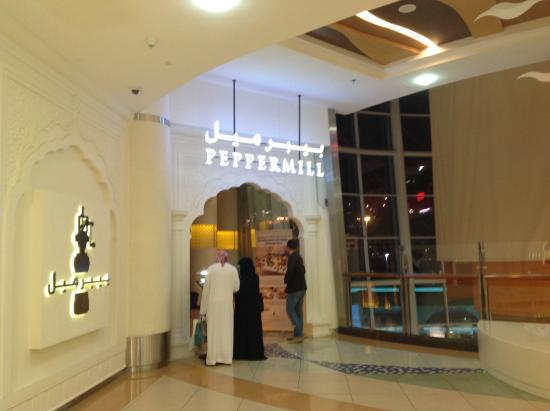 Peppermill : Ambiente