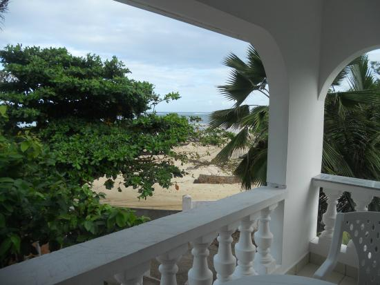 Jamelah Beach Guest House : balcone