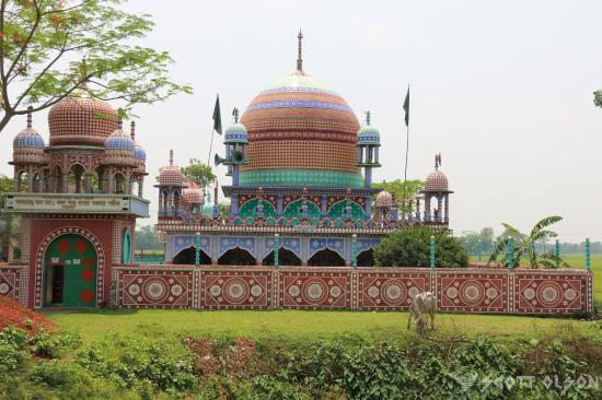 Beautiful Mosque Picture Of Trip To Bangladesh Day Tours Dhaka City Tripadvisor