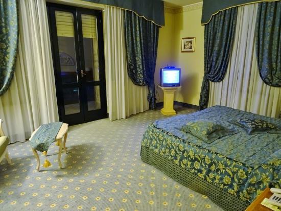 Hotel Villa Malpensa room 212