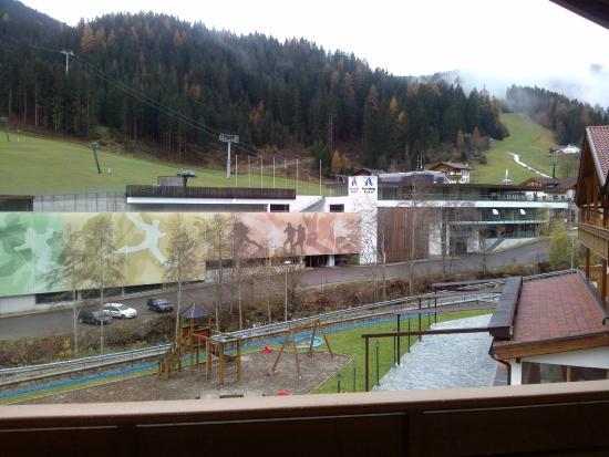 Wellness Sporthotel: vista dalla camera