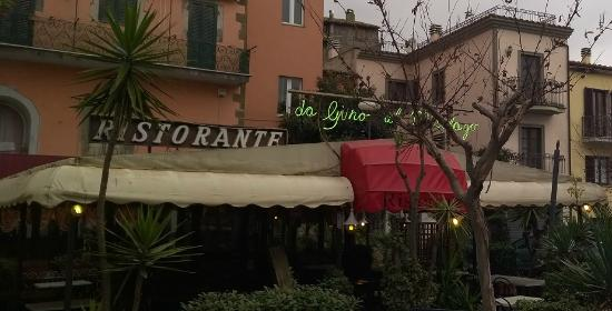 Marta, Italy: Da Gino al Miralago, ottimo pesce e veduta incantevole!!! Emanuele Carioti