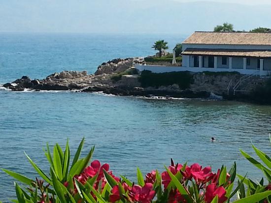 Agios Spyridonas, اليونان: Corfu  MareBlue Beach