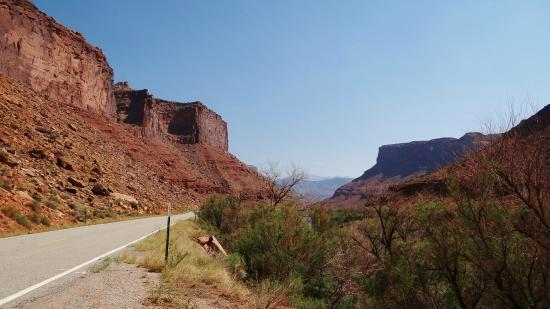 Scenic Byway of Highway 128: Scenic byway 128