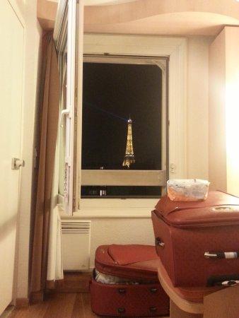 ibis Paris Tour Eiffel Cambronne 15ème : apto 837