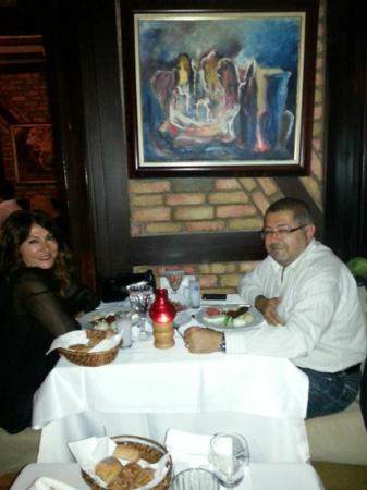 We are at Nanna Restaurant