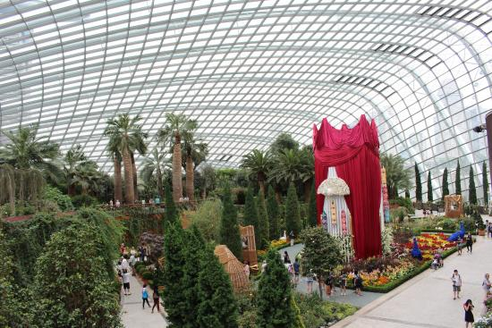 Garden By The Bay Baby big baby - picture of gardensthe bay, singapore - tripadvisor