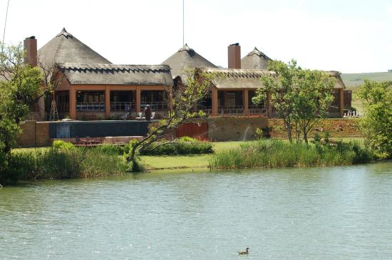 Kloofzicht Lodge & Spa: Conference room and Dining room