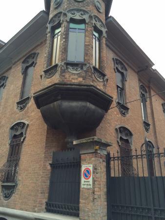 La Casa di Flora : Bow window