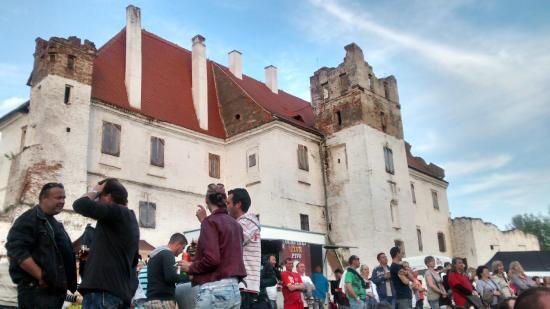 Breclav, สาธารณรัฐเช็ก: Im Sommer 2014 gab es erstmals ein Festival, veranstaltet von der hiesigen Brauerei
