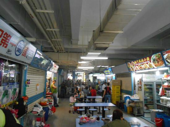 Interno Picture Of Chinatown Complex Singapore Tripadvisor