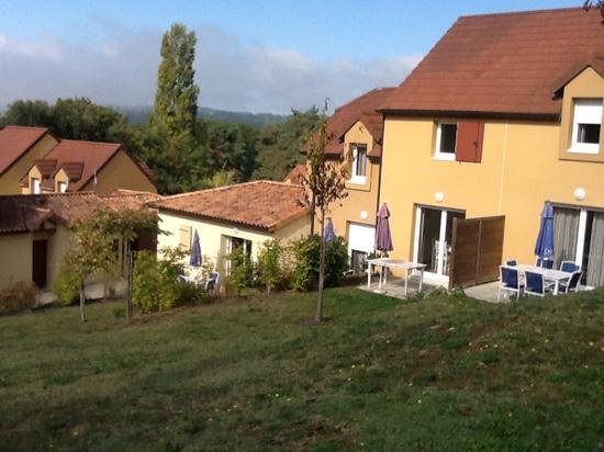 Résidence-Club Odalys Les Côteaux de Sarlat : soleil d'octobre