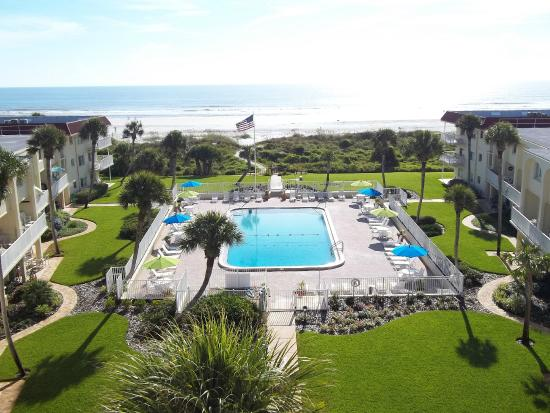 Spanish Trace: OCEAN FRONT POOL~ AWESOME!