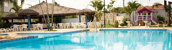 Primar Plaza Hotel : Piscina