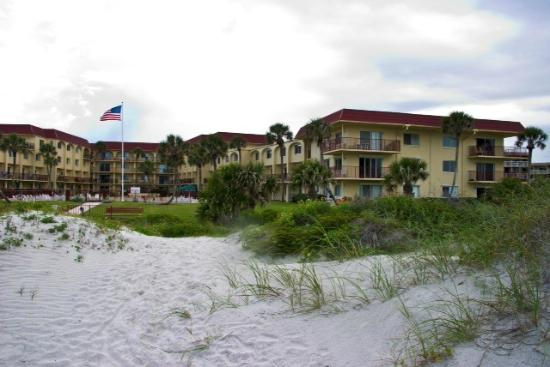 Spanish Trace: Beach front