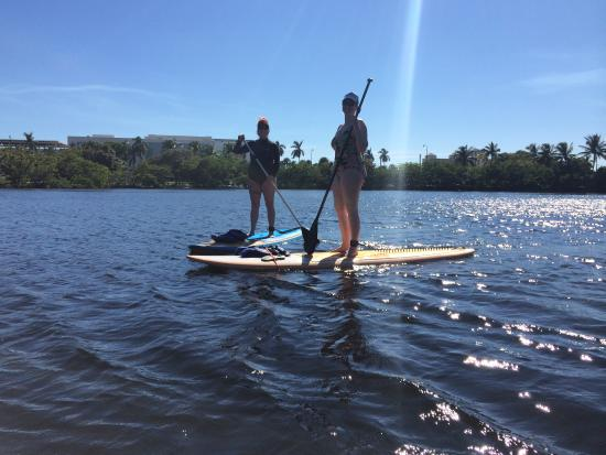 ‪Fort Lauderdale Stand Up Paddle‬