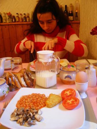 Bay Lodge: Breakfast