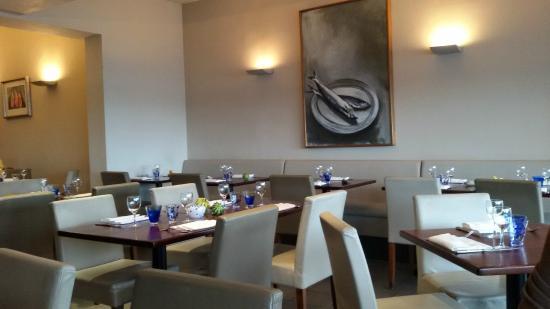 L'Atre : Salle du restaurant
