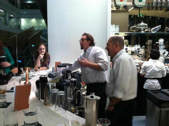 Cafe Artscience Review