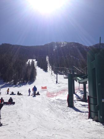 Lee Canyon Resort: Ski Vegas