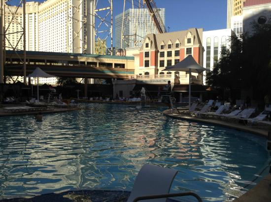 Dark Pool Area Picture Of New York New York Hotel And Casino Las Vegas Tripadvisor