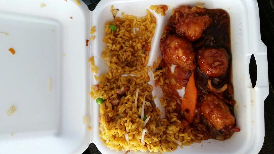 Chopstix Chinese Food