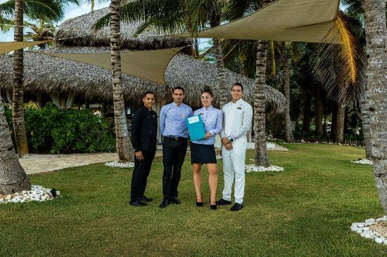 La Palapa by Eden Roc: the team