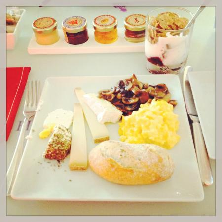 Hotel Cezanne: Delicioso Café-da-Manhã