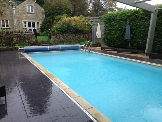 Homewood Park Hotel Spa Outside Pool