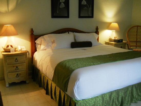 Villa Bonita Les Terrasses : habitaciones sin ruido, muy limpias y confortables