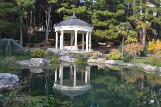 Park Landscape Art Aivazovskoye