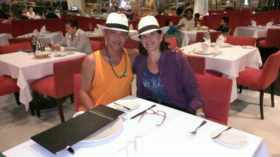 Tambopata Ecolodge: Panama Hats!!!!