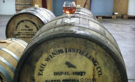 Plainfield, IL: Tailwinds Distillery