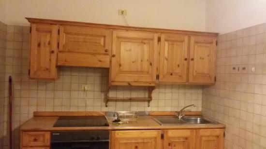 Hotel Silvestri: cucinotto