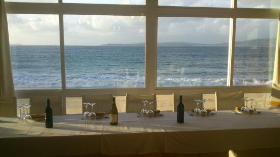 Hotel Loureiro: salón banquete comunion