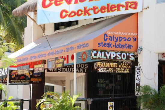Calypso´s Mexican Restaurant: Felipe's Calypso!!! MUST VISIT while in Cancun!